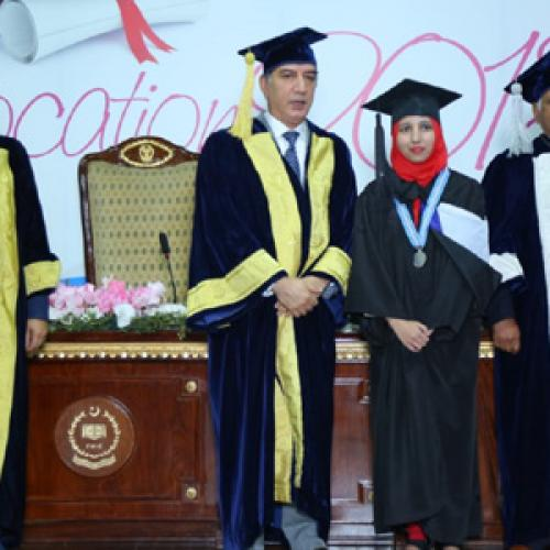 Convocation for Psychology and Electrical Engineering Graduates