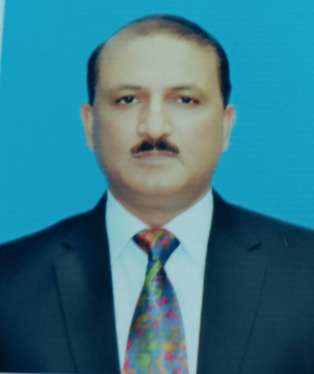 Brig Shah Nawaz (Retd)