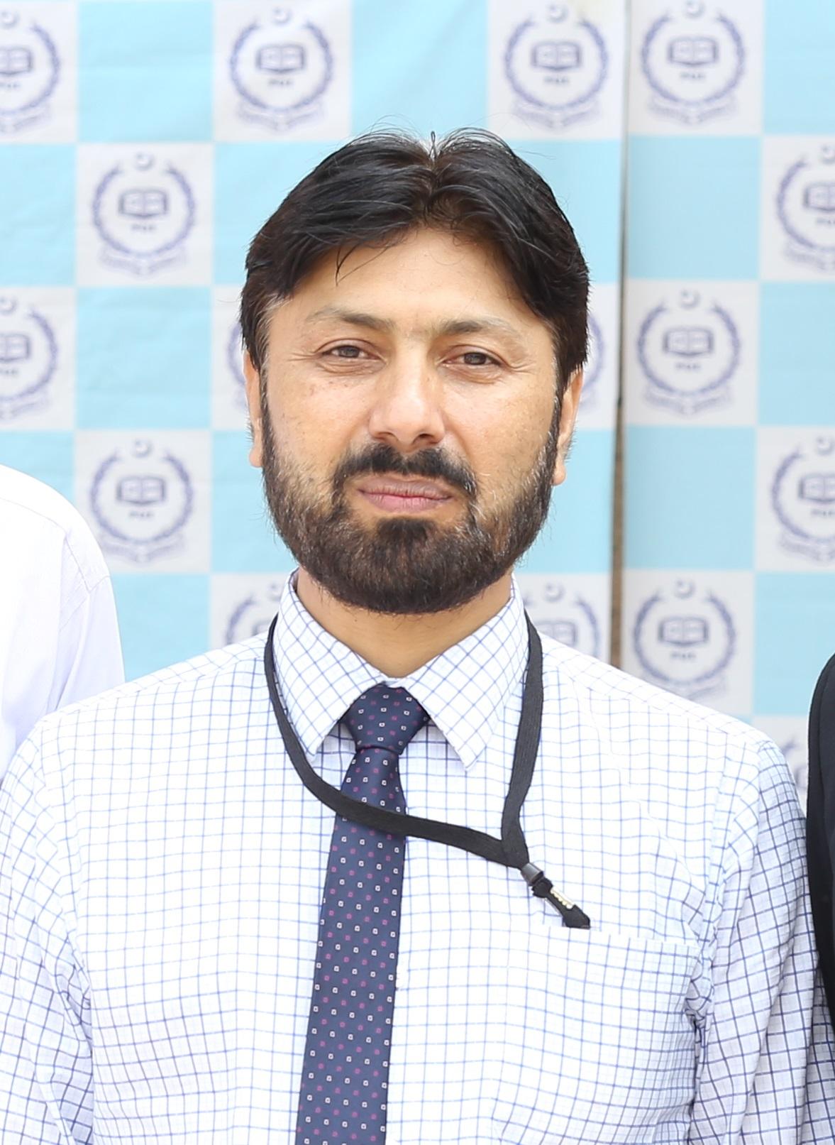 Mr. Sohail Abid