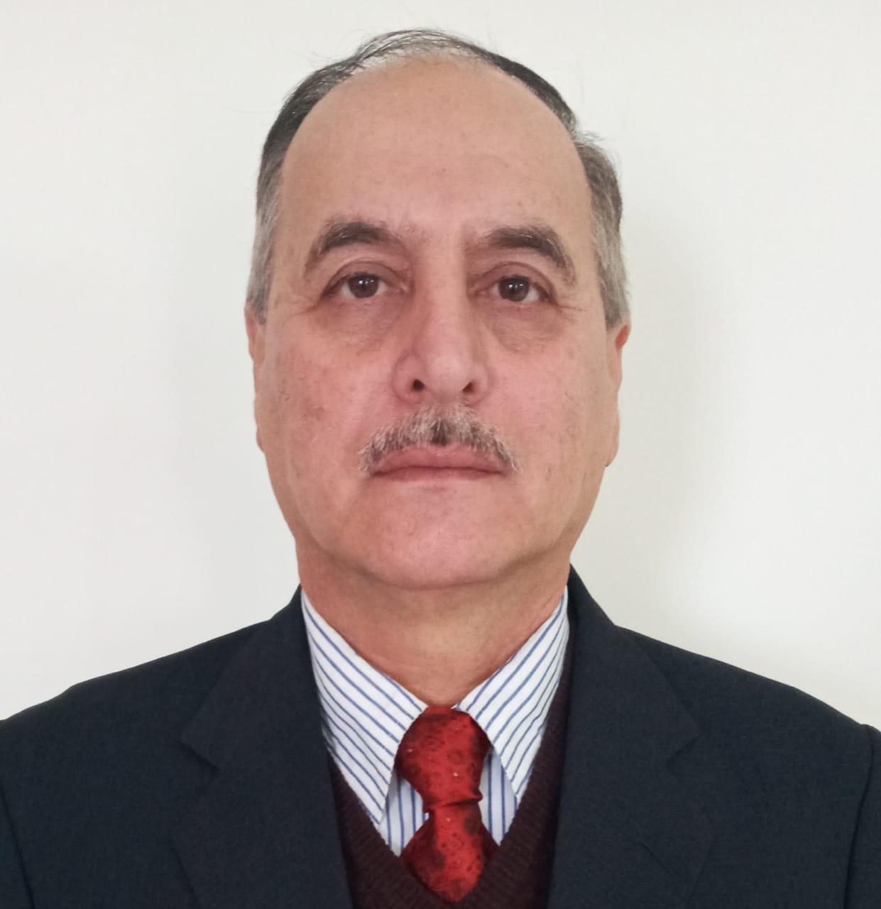 Mr. Maj Sami Ullah