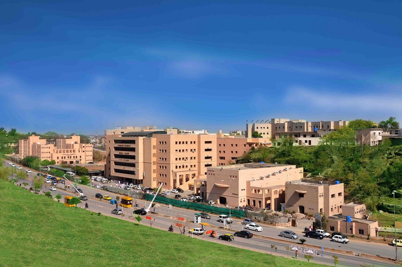 Foundation University Islamabad Campus
