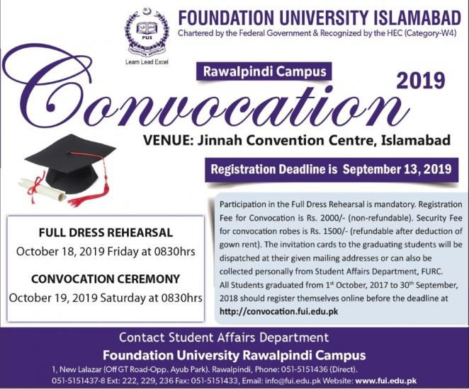 Home | Foundation University Islamabad